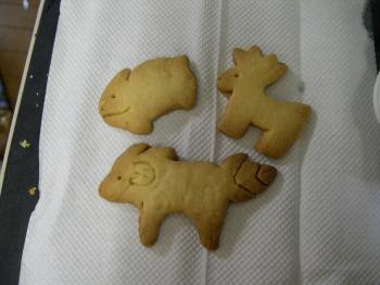 食べにくいクッキー